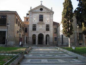 real-monasterio-encarnacion. Valdemoro